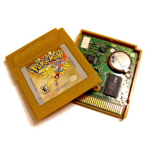 Game Boy save battery